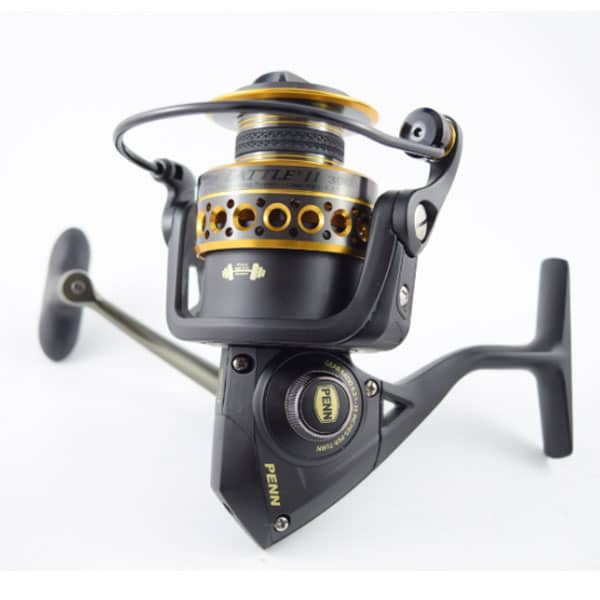 penn-battle-II-spinning-reel-left