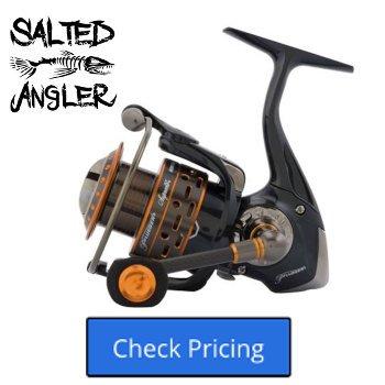 Pflueger Patriarch I Spinning Reels Choose 2500 3000 3500 Size Fishing Reel