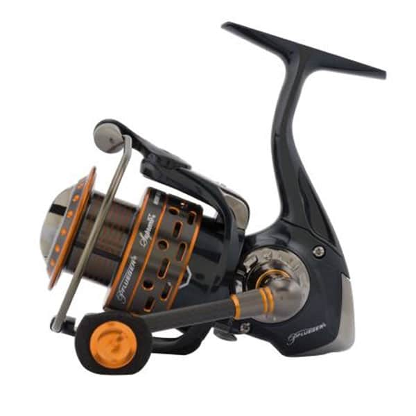 pflueger-supreme-xt-spinning-reel-left