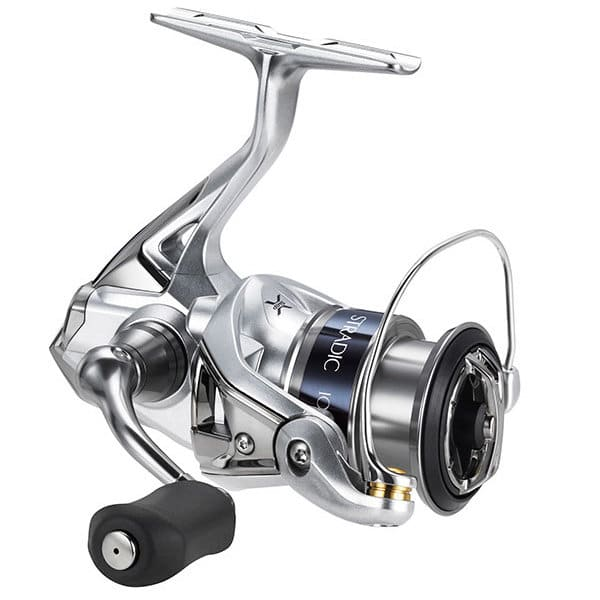 Shimano Stradic FK Spinning Reel Review | Salted Angler