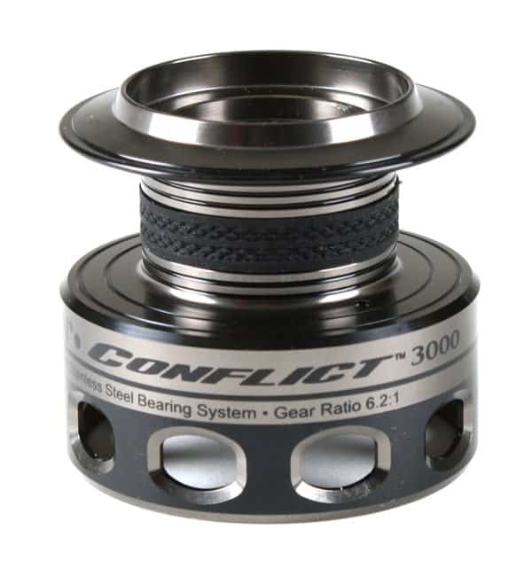 penn-conflict-spinning-reel-cft3000-spare-spool-1
