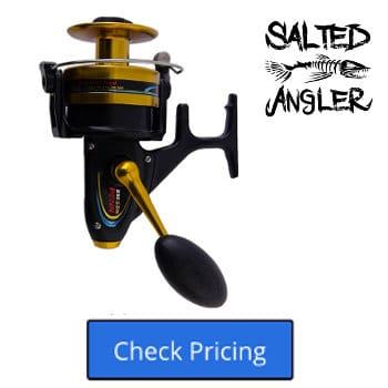 Penn Spinfisher V Review   Salted Angler