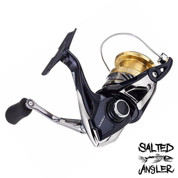 shimano-nasci-spinning-reel-bottom