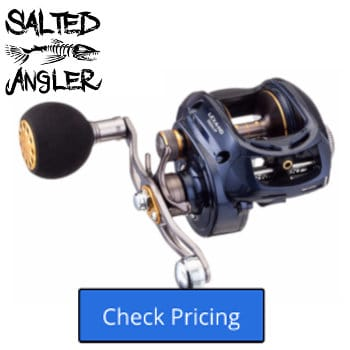 336baa6a8ff ... equipped with Daiwa's Ultimate Tournament carbon drag (UTD) which gives  you an amazing 22 lbs of drag on the Lexa 300 series and 25 lbs of drag on  the ...