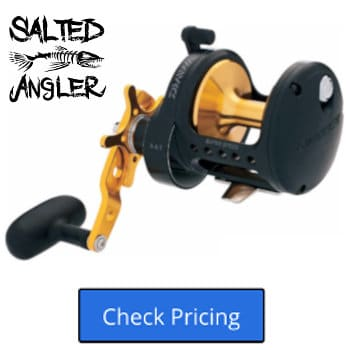 Daiwa Saltist Black Gold Star Drag Review
