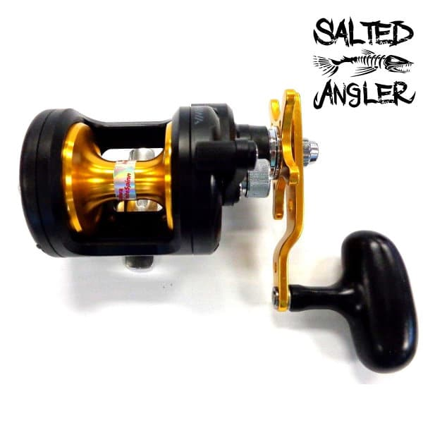 cfcd0a8b175 Daiwa Saltist Black Gold Star Drag Review | Salted Angler