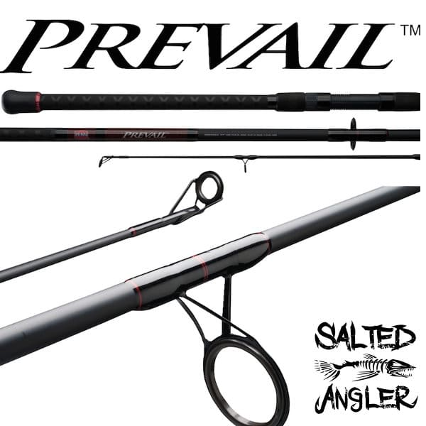 Penn Prevail Surf Spinning Rod Review