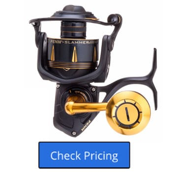 Penn Slammer III Spinning Reel Review