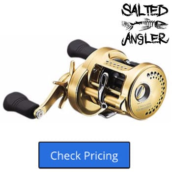 Shimano Calcutta Conquest Review | Salted Angler