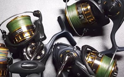 Daiwa BG SW Spinning Reel Review