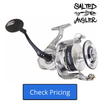 cdc9c247e5a ... high-end reels like the Stella are now making their way down the  product offering line to what I would classify as much more affordable  fishing reels.