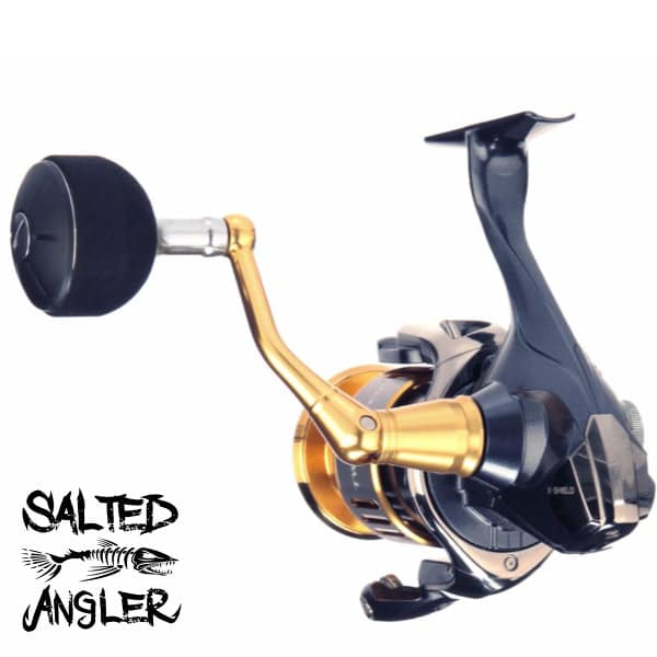 Shimano Twin Power SW Reel Review | Salted Angler