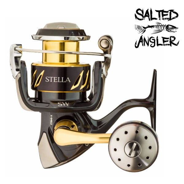 shimano stella sw reel review salted angler