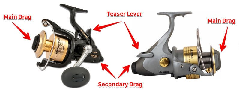 Baitrunner Spinning Reels Explained