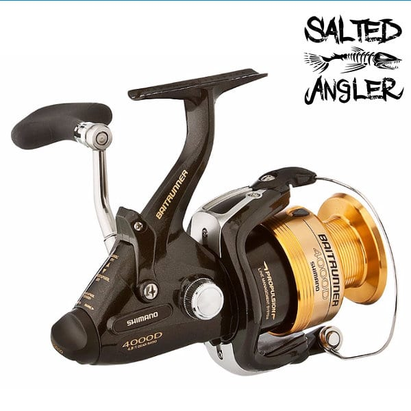 Baitrunner Spinning Reels Explained | Salted Angler