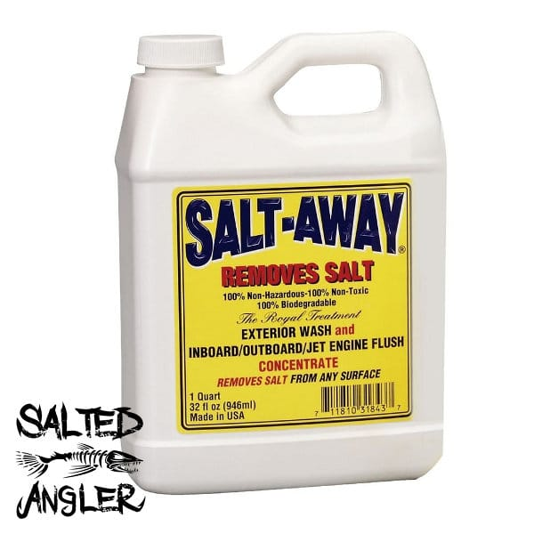 Salt Away Review
