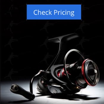 Daiwa Ballistic LT Spinning Reel Review