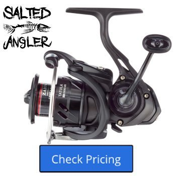 Daiwa Tatula LT Spinning Reel Review
