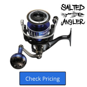Daiwa Saltiga Spinning Reel Review