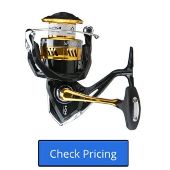 Shimano Sahara FI Spinning Reel Review