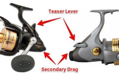 Baitrunner Spinning Reels Explained