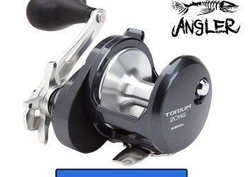 Shimano Torium Star Drag Reel Review